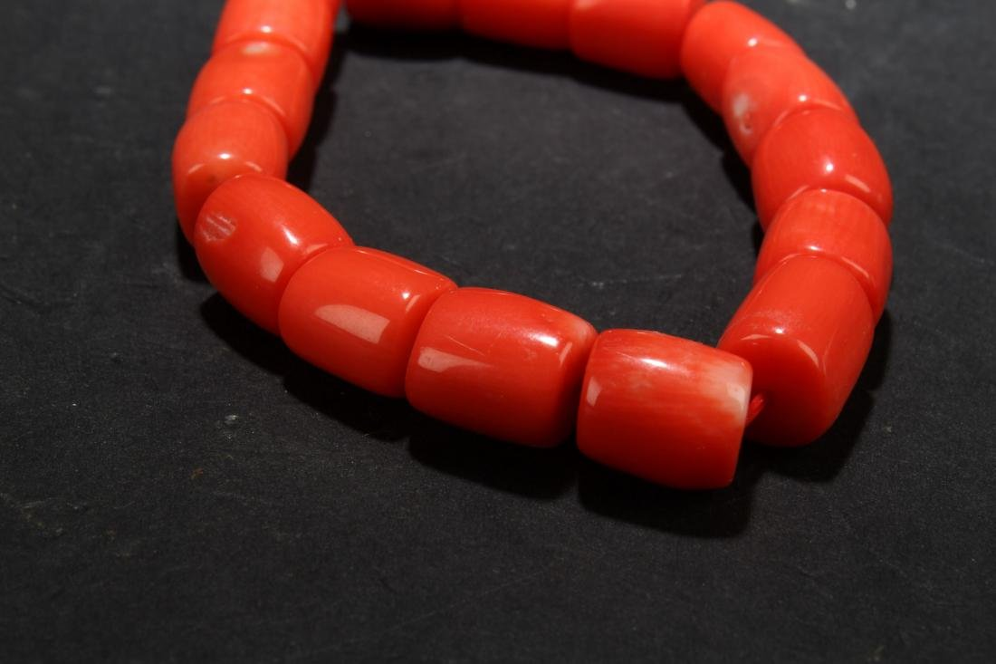 A Chinese Estate Fortune Bracelet - 2