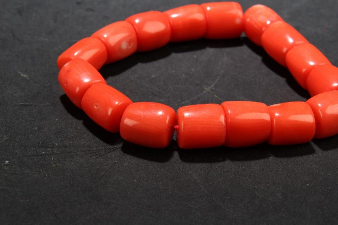 A Chinese Estate Fortune Bracelet - 3