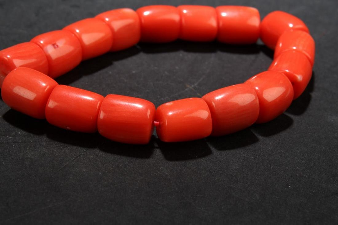A Chinese Estate Fortune Bracelet - 5