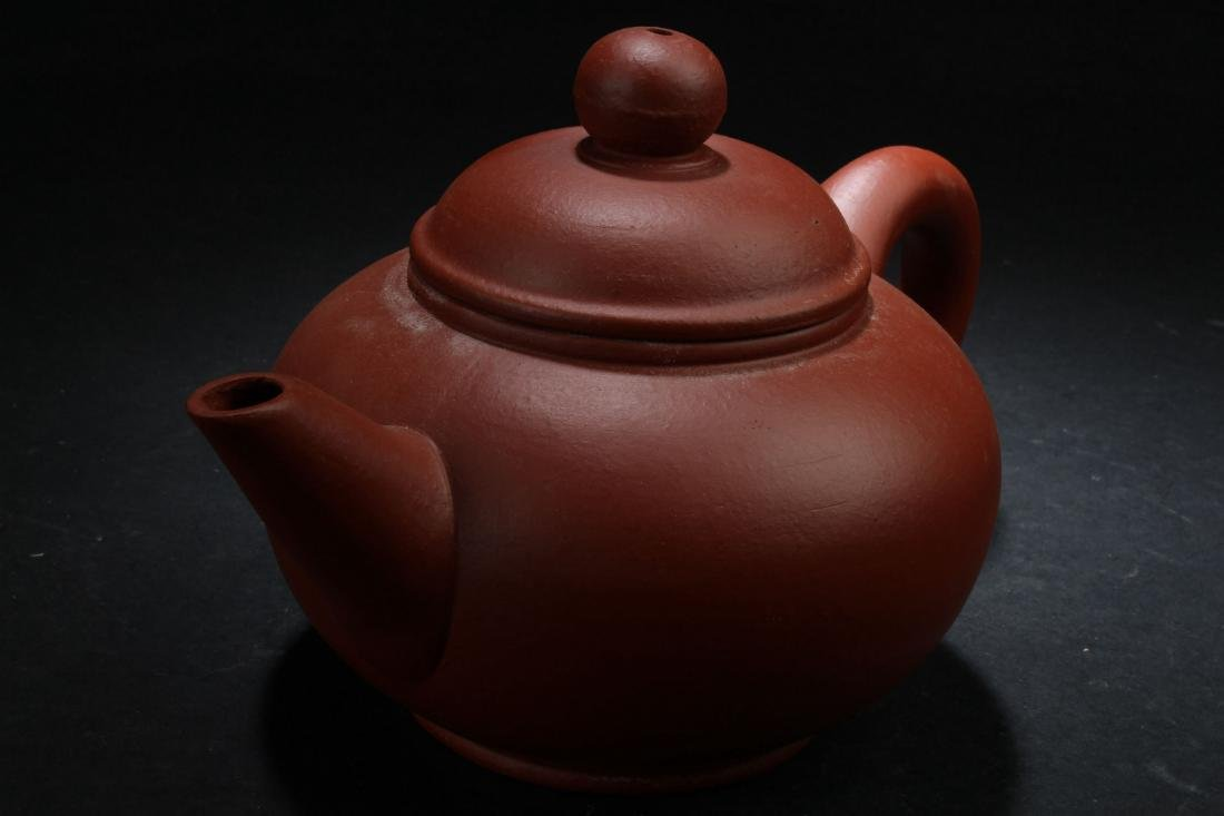 A Chinese Classic-shape Estate Tea Pot Display - 2