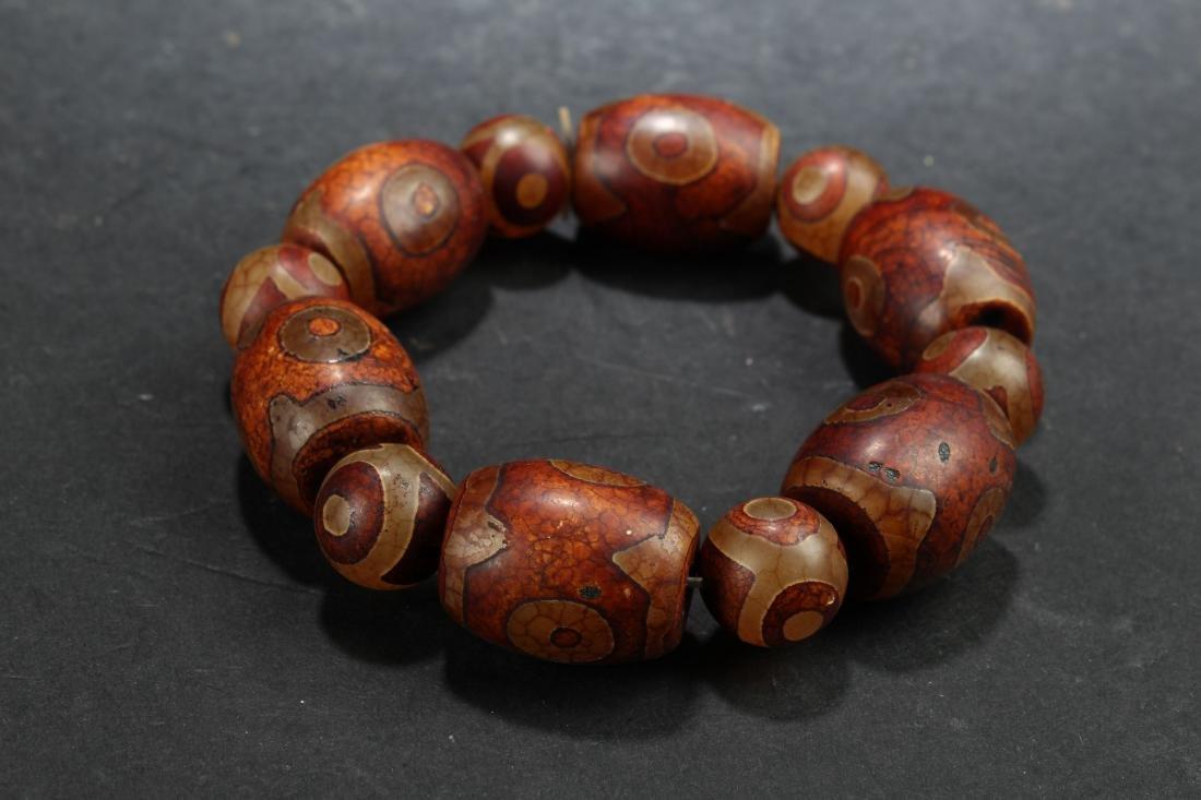 An Estate Beaded Bracelet