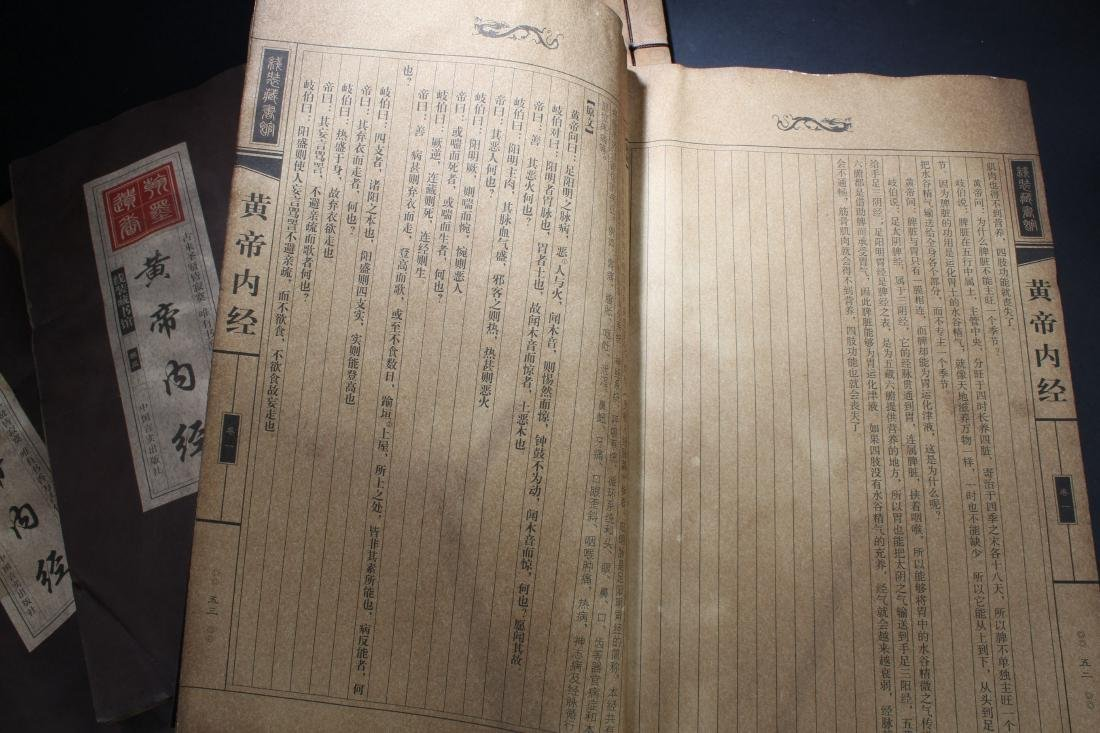 A Pile of Chinese Estate Books - 3