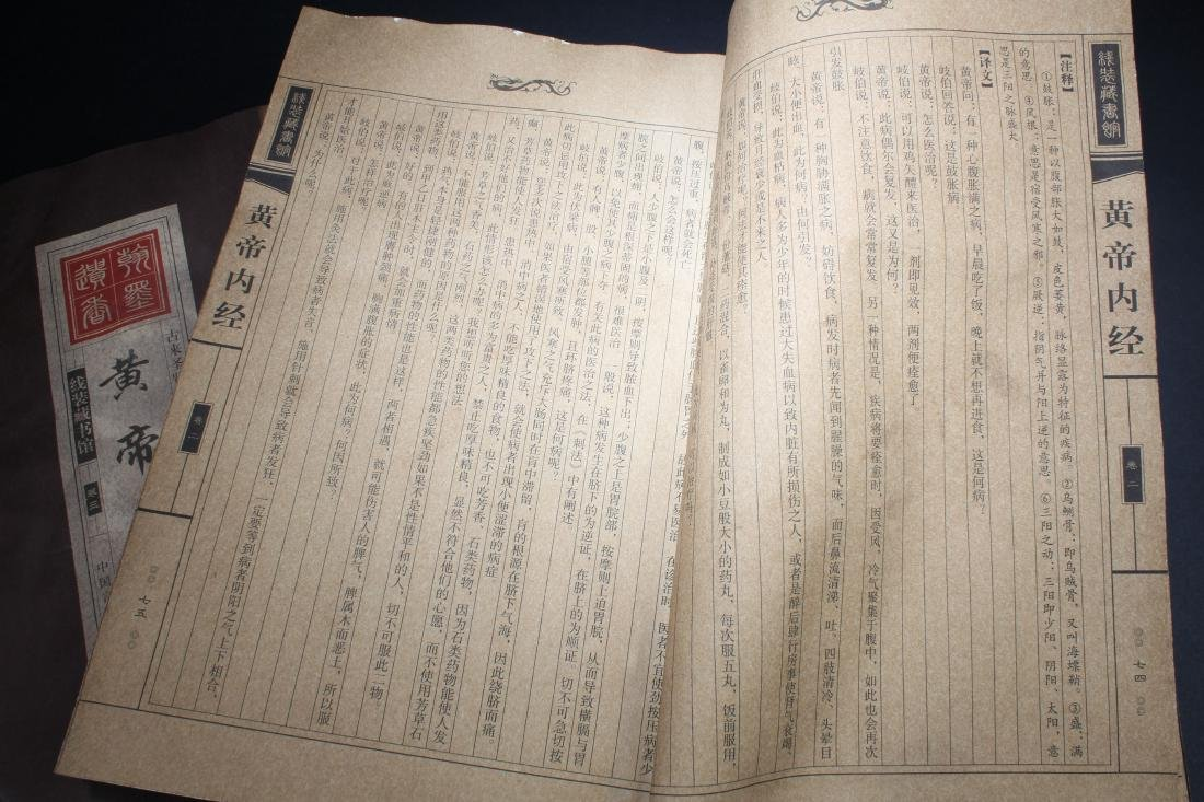A Pile of Chinese Estate Books - 4