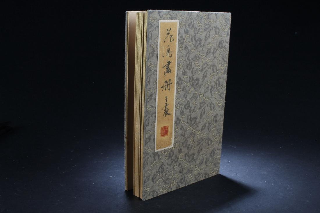 An Estate Chinese Display Book