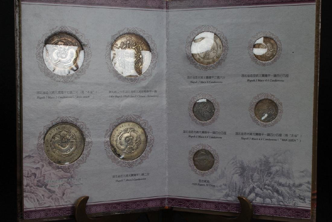 A Chinese Fengshui Fortune State Coin Collection - 4