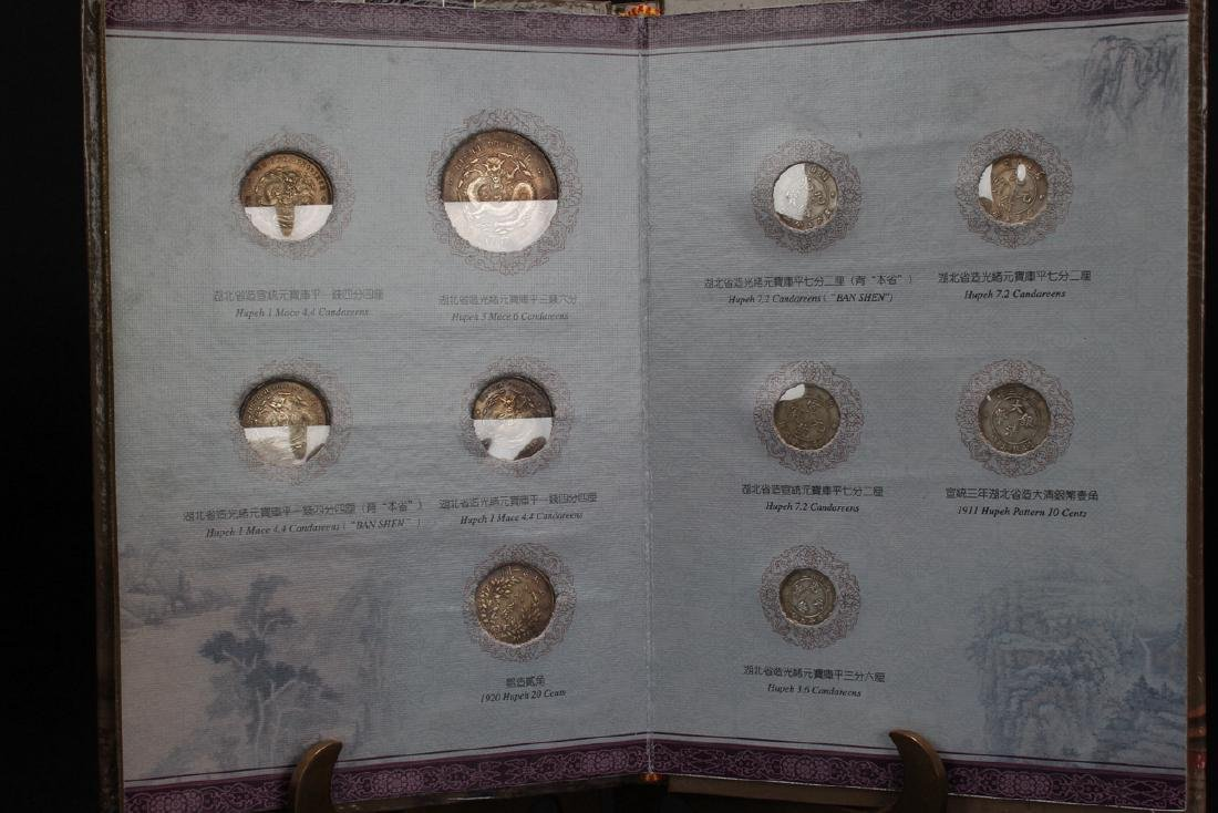 A Chinese Fengshui Fortune State Coin Collection - 5