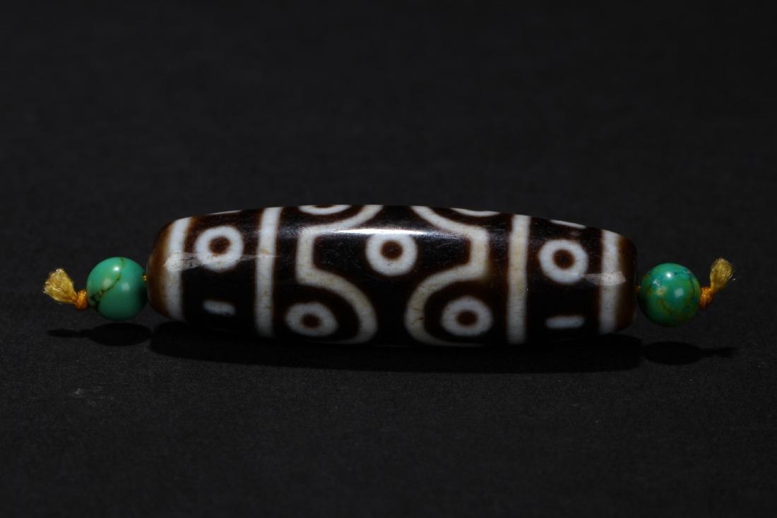 A Tibetan Multi-fortune Estate Bead Display - 2