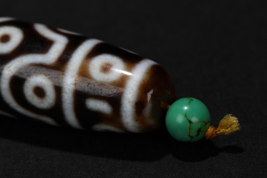 A Tibetan Multi-fortune Estate Bead Display - 6