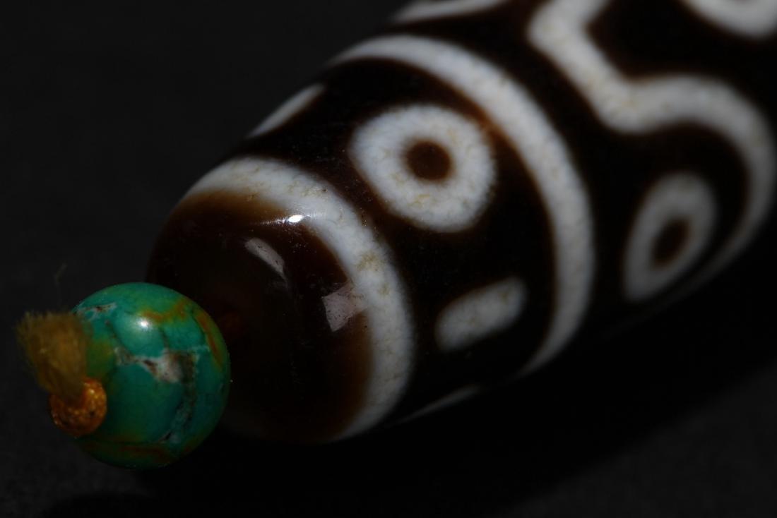 A Tibetan Multi-fortune Estate Bead Display - 7