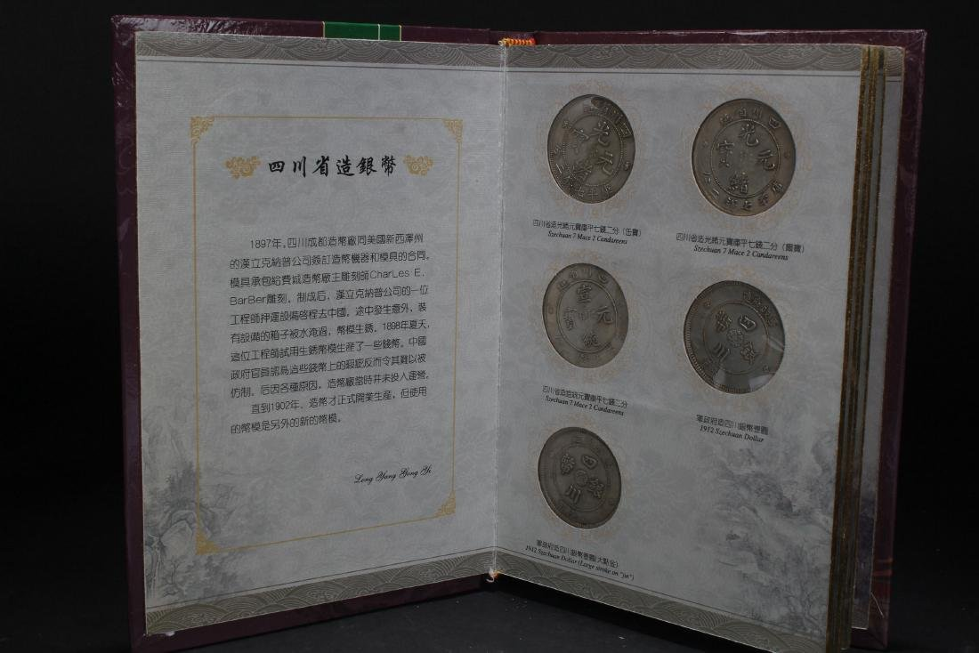 A Chinese Fengshui Fortune State Coin Collection