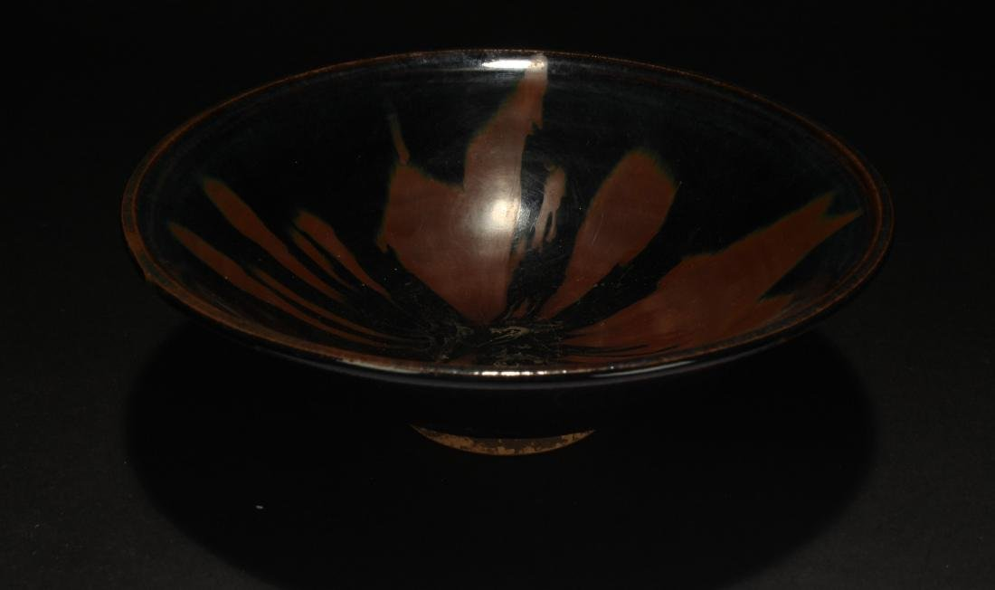 A Chinese Flat-opening Estate Porcelain Plate