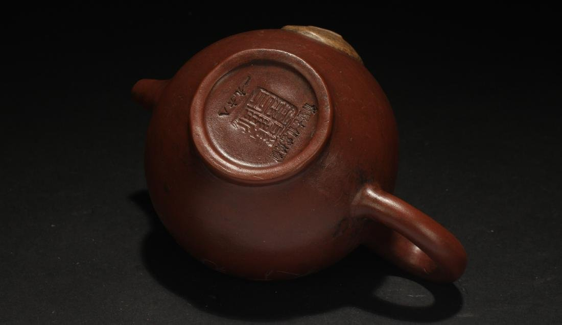 A Chinese General-icon Tea Pot - 6