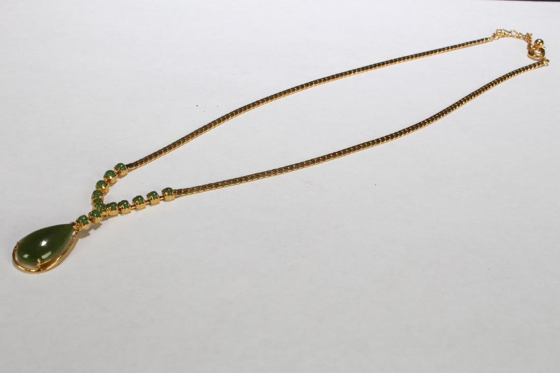 An Estate Jewelry Necklace