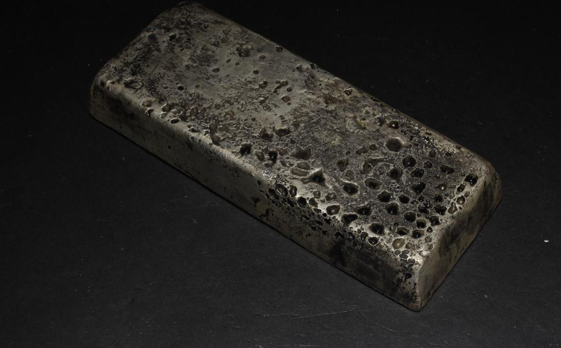 An Estate Chinese Fortune Money Brick - 2