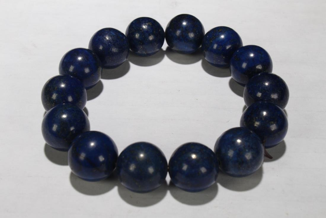 An Estate Chinese Fortune Bracelet