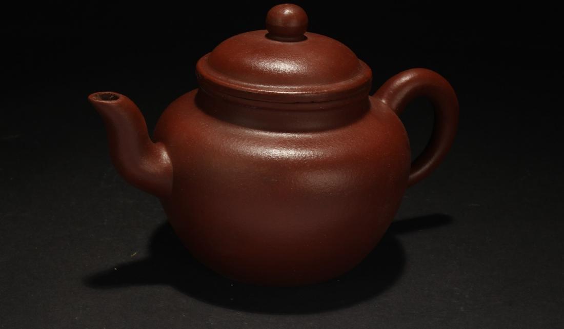 An Estate Chinese Display Tea Pot