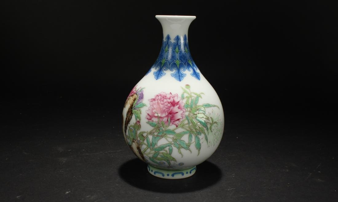 An Estate Collection-sealed Spring-fortune Porcelain - 4
