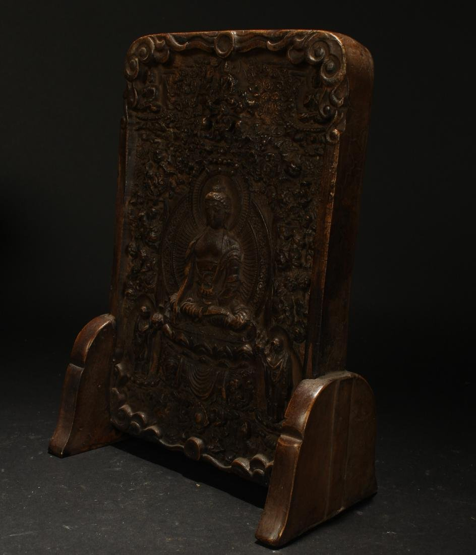 An Estate Chinese Religious Buddha Display - 3