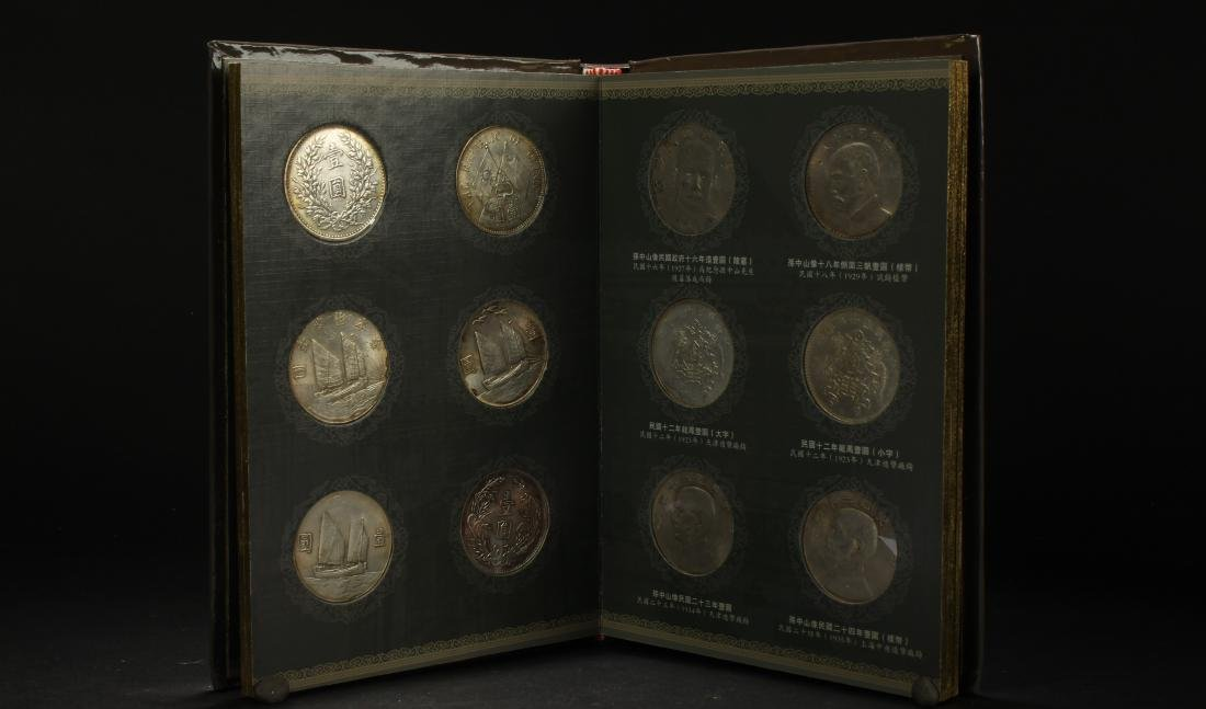 A Chinese Fortune Collection Book Display - 4