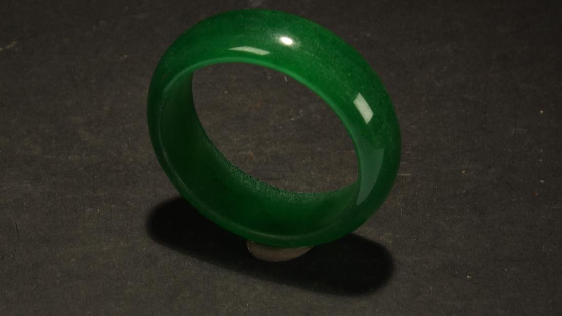 An Estate Chinese Bracelet Display - 4