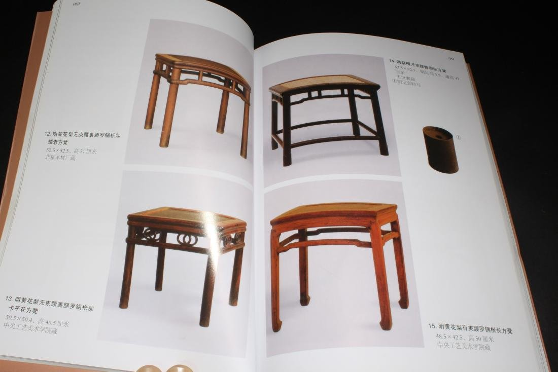A Chinese Estate Book Collection - 3