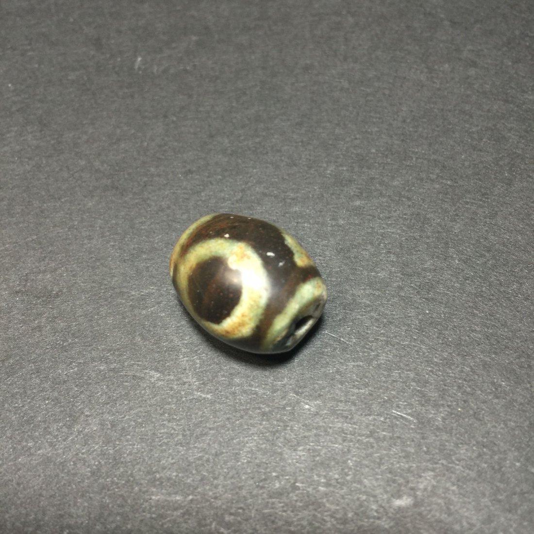 A Single Tibetan Bead