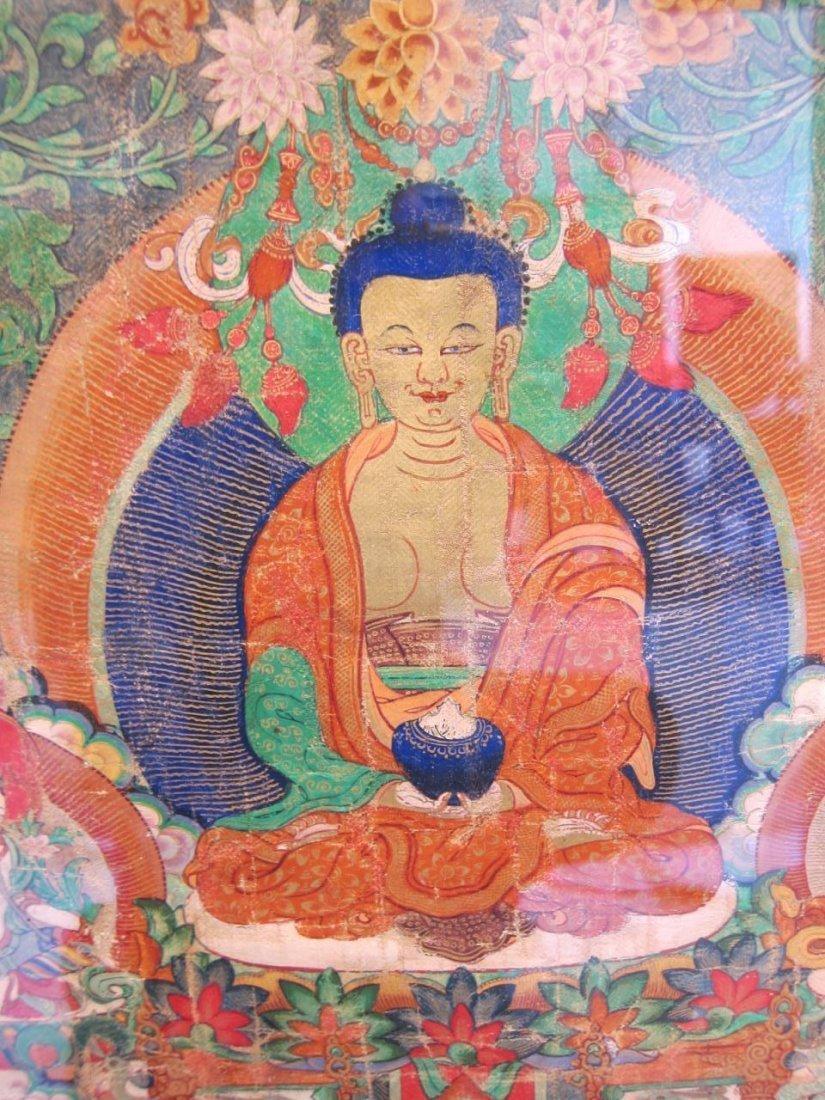 China Tibetan Thangka