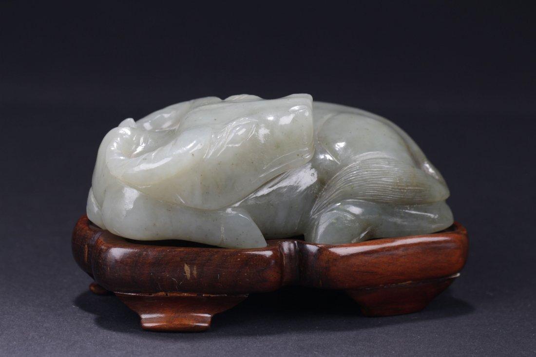 Chinese Jade Ornament