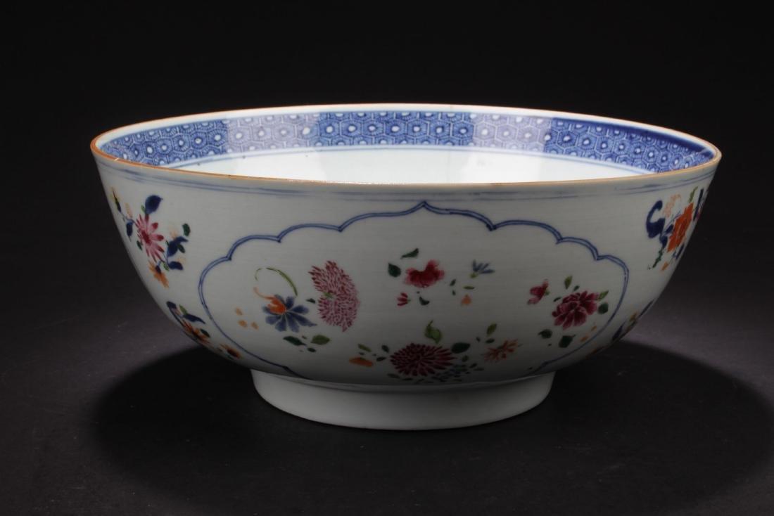 A Chinese Windowed Estate Porcelain Bowl