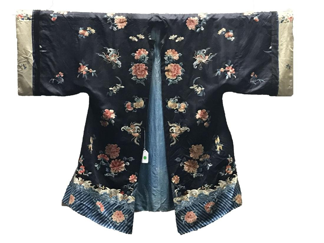 An Estate Chinese Silk Suit
