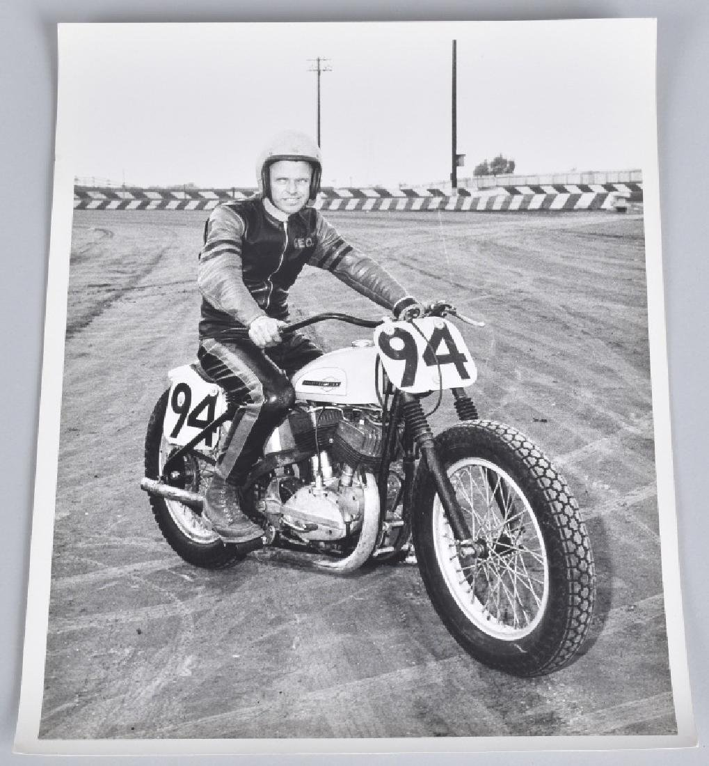 10- MOTORCYCLE RACING 8X10 PICTURES - 5