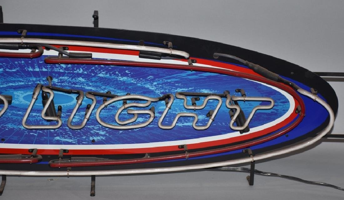 BUD LIGHT SURFBOARD NEON LIGHT - 3