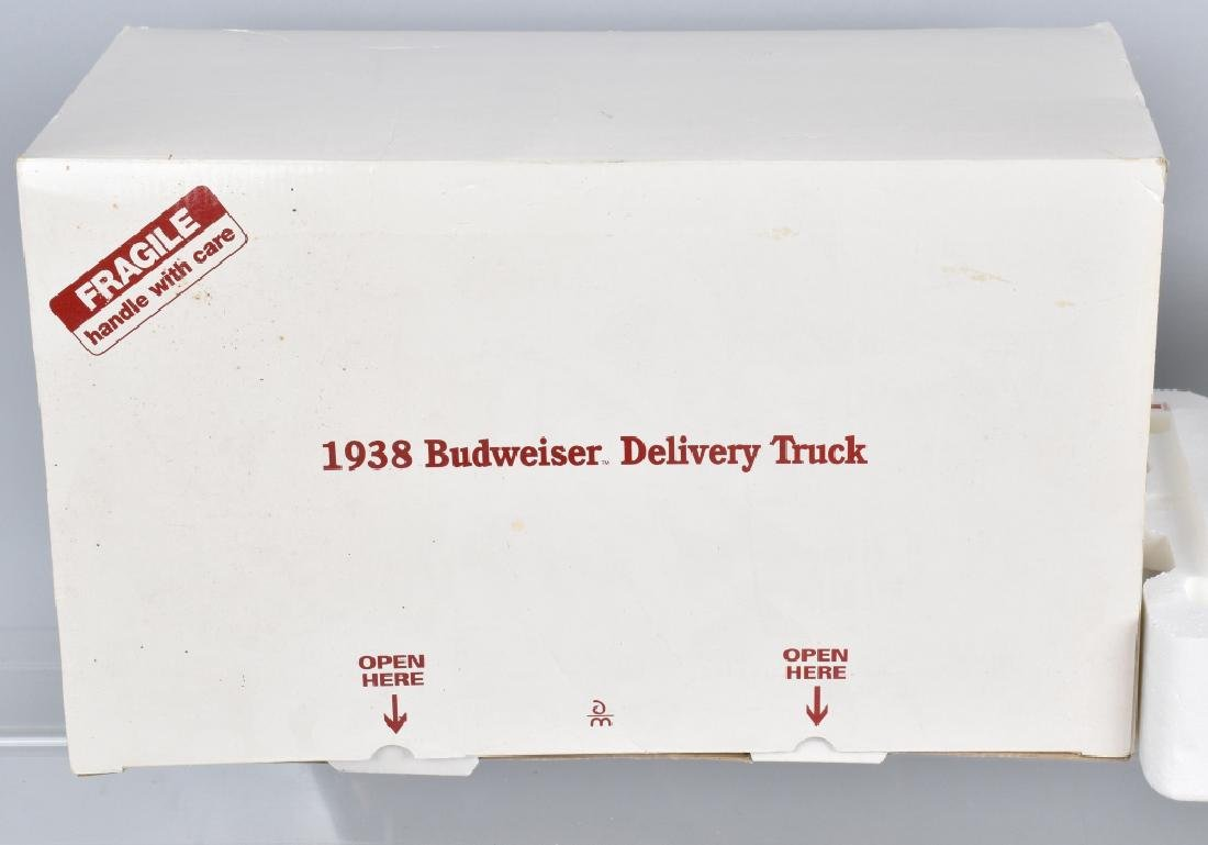 DANBURY MINT 1938 BUDWEISER DELIVERY TRUCK MIB - 4