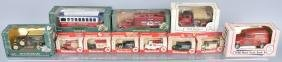 Lot of BUDWEISER DIECAST VEHICLES