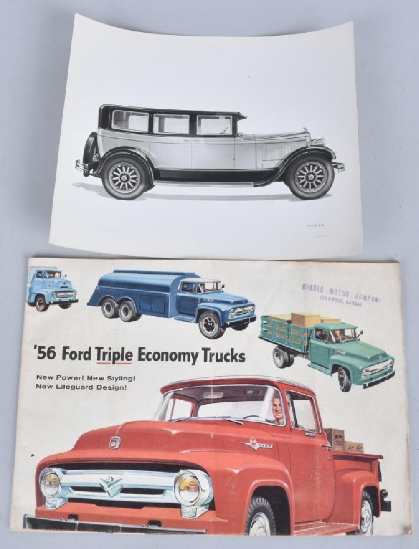 Lot of AUTOMOTIVE RELATED ITEMS - 4