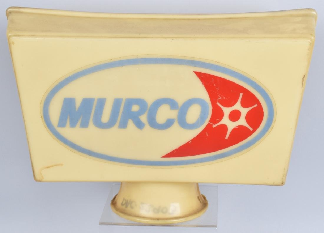 MURCO GAS PUMP GLOBE - 2