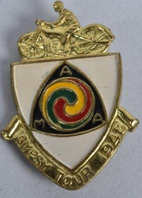 1948 AMA GYPSY TOUR PIN