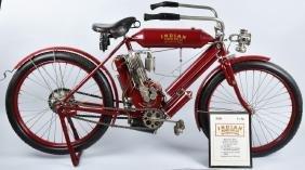1906 Indian Single Racer Motocycle