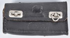 PRE-1910 INDIAN MOTORCLE LEATHER TOOL BAG