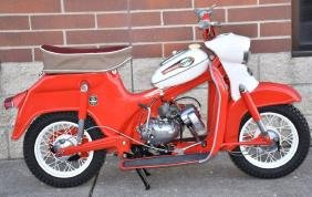 1961 ALLSTATE COMPACT SCOOTER