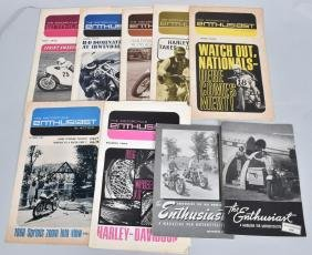 10- 1940s-60s THE ENTHUSIAST MAGAZINES