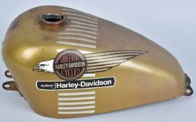 HARLEY DAVIDSON AMF SPORTSTER GAS TANK