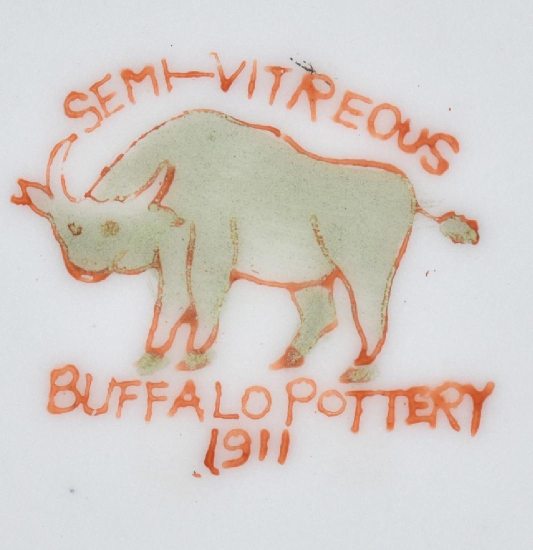 Buffalo Pottery HAMBONE CIGARS ADVERTISING PLATE - 3