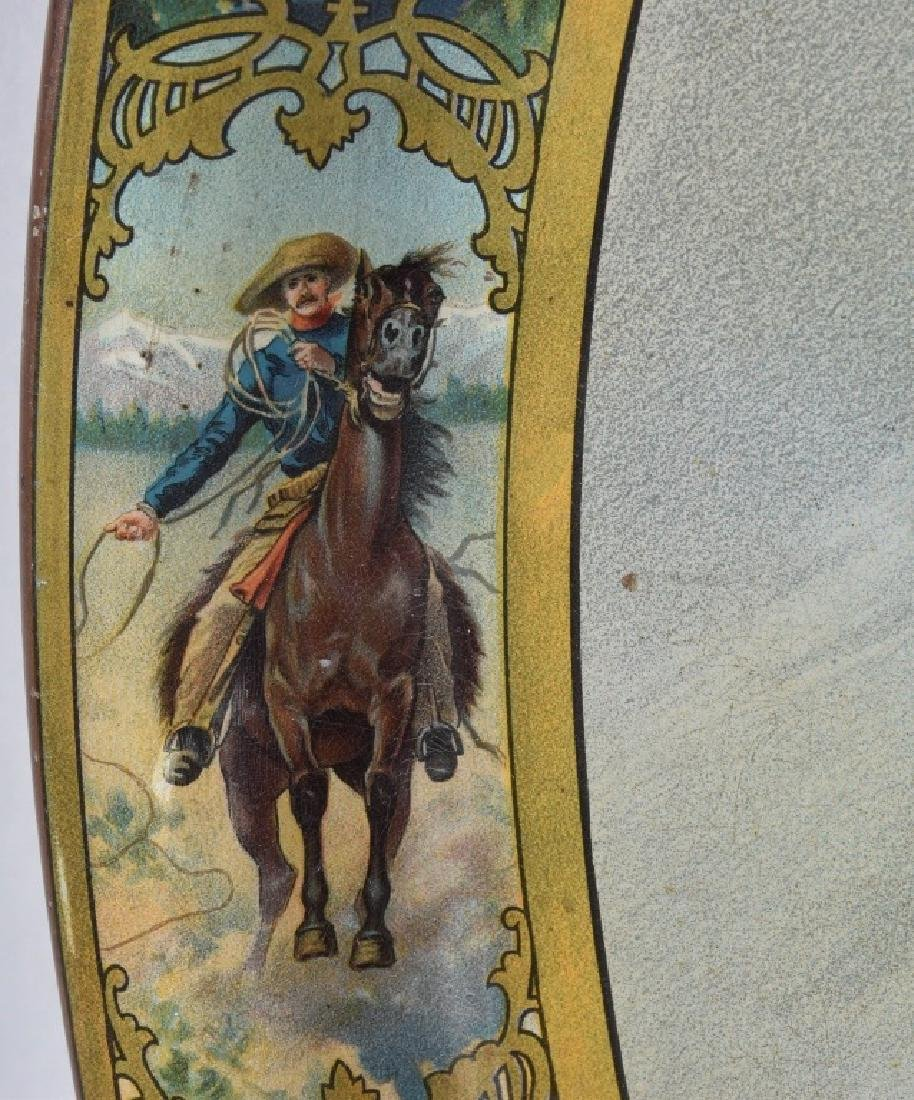 1903 COLLIER'S WEEKLY THEODORE ROOSEVELT TRAY - 4