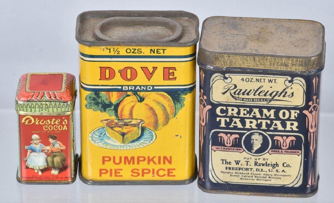 12-ADVERTISING ITEMS, TINS and MORE - 3