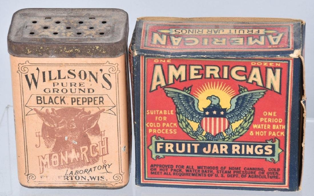 12-ADVERTISING ITEMS, TINS and MORE - 5