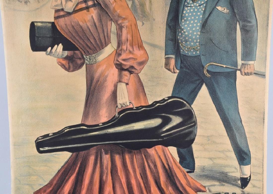 French THE FRISCO Poster by Louis Galice - 3