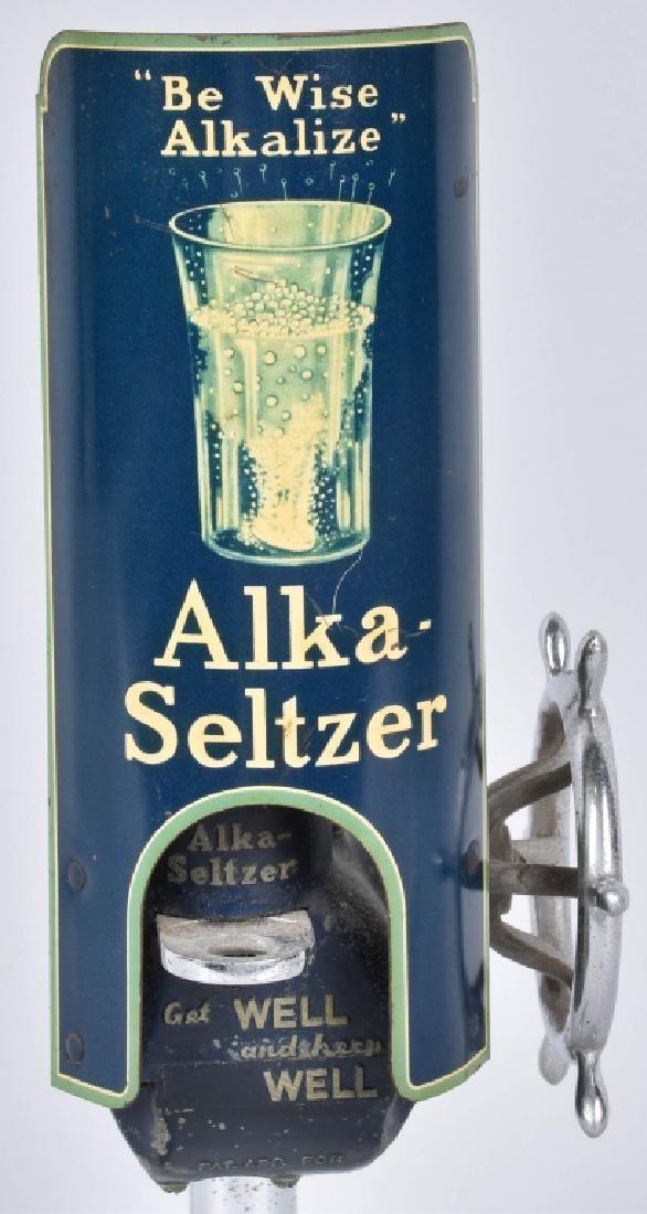 ALKA-SELTZER DRUG STORE DISPENSER - 2