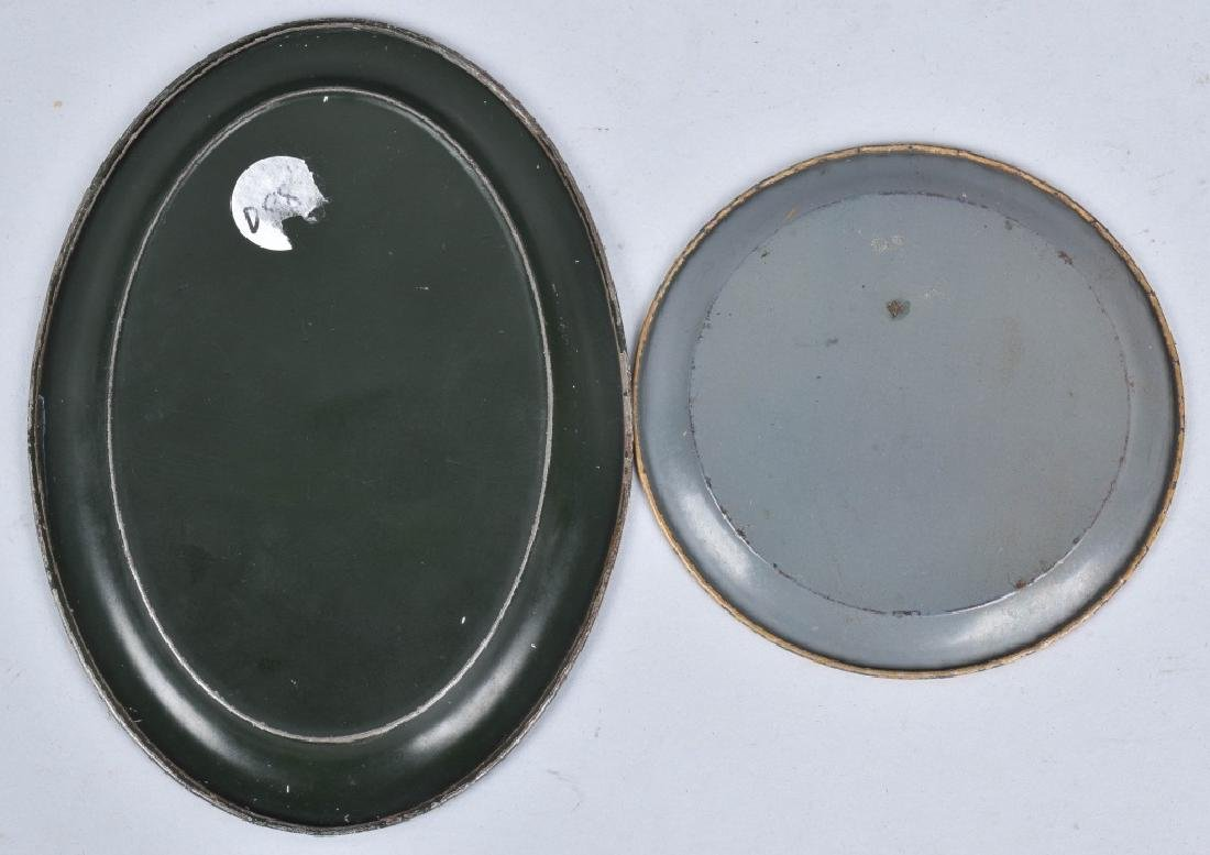 2-COCA COLA TIP TRAYS, 1905 and 1920 - 4
