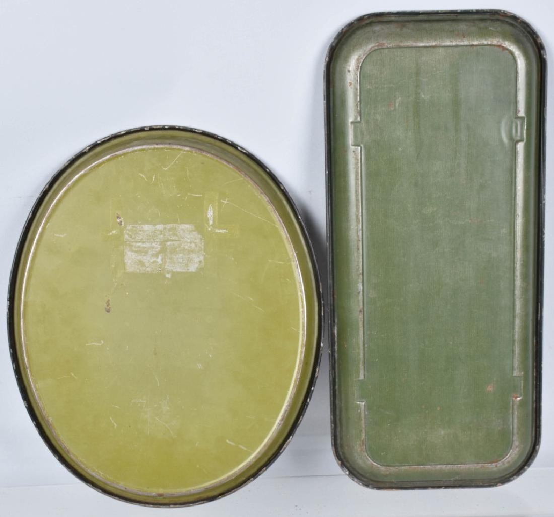 2-COCA COLA SERVING TRAYS, 1914 and 1916 - 4
